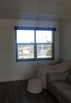 Child-safe Motorized Roller Shades Installation In Fremont